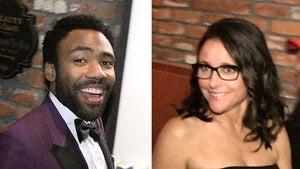 Donald Glover, Julia Louis-Dreyfus, Alexander Skarsgard Hit Emmys 2017 After-Party