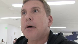 Todd Chrisley Says He's Recovering from 'This Bitch' Coronavirus