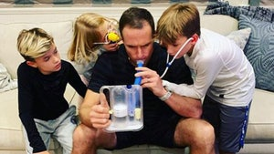 Drew Brees Guarantees Speedy Recovery From Rib, Lung Injuries, My Fam's Helping!