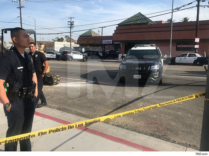 Nipsey Hussle Murder Suspect Eric Holder Captured, Getaway