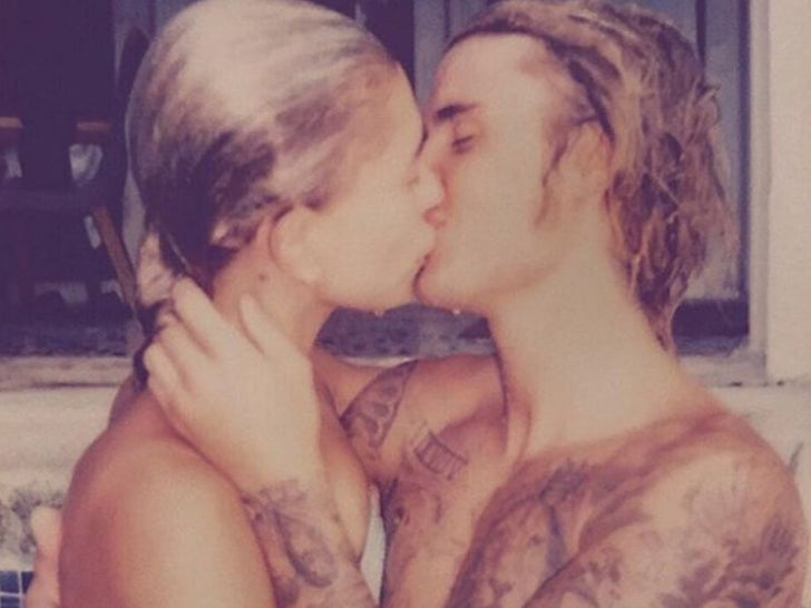 Justin and Hailey Bieber -- Crazy in Love