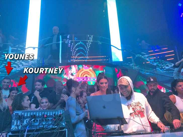 Younes Bendjima Gives Kourtney Kardashian's Son Reign a Birthday Present: 'Lil Prince'