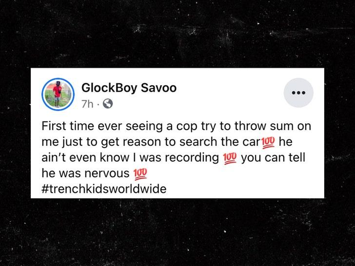 commentaire facebook glockboy savoo