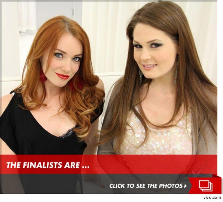Lindsay Lohan's Porn Star Look-alikes