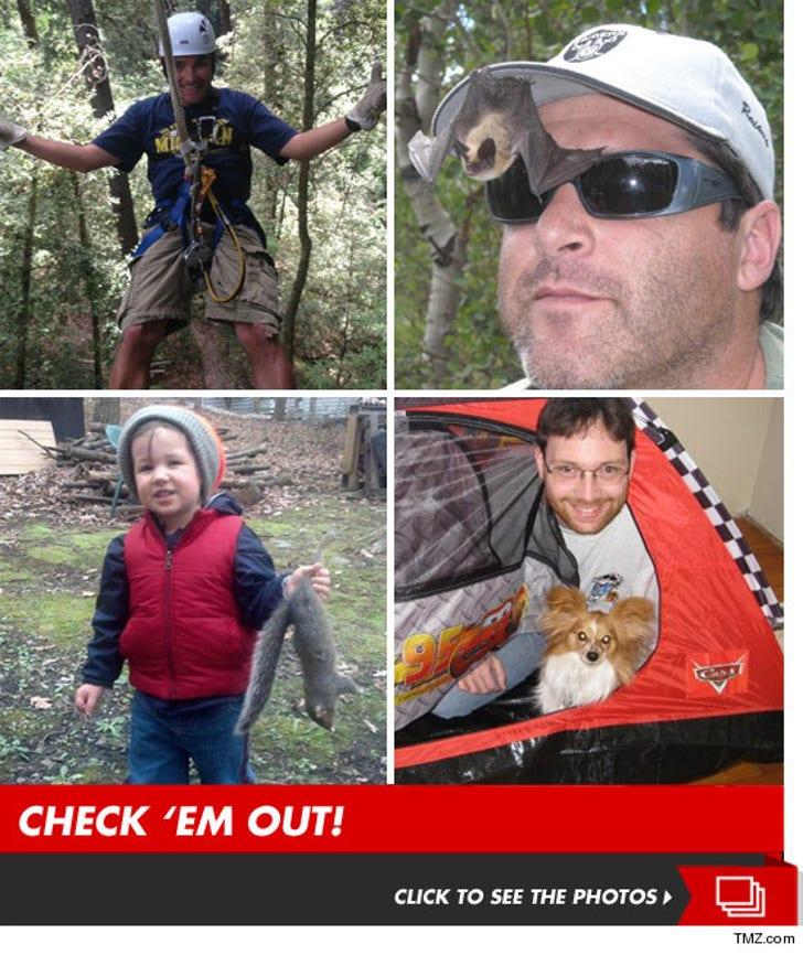 TMZ's Crazy Camp Photo Contest!
