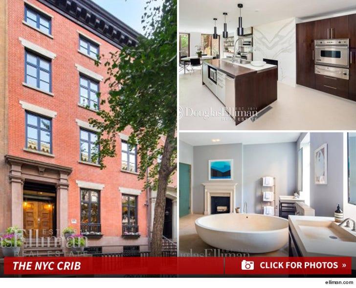 Sarah Jessica Parker & Matthew Broderick's NYC Home