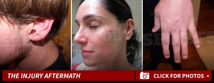 Hope Solo Fight -- The Injury Aftermath