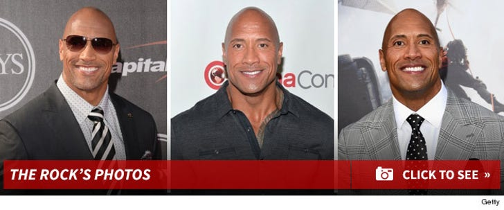 "Dwayne ""The Rock'' Johnson's Photos"