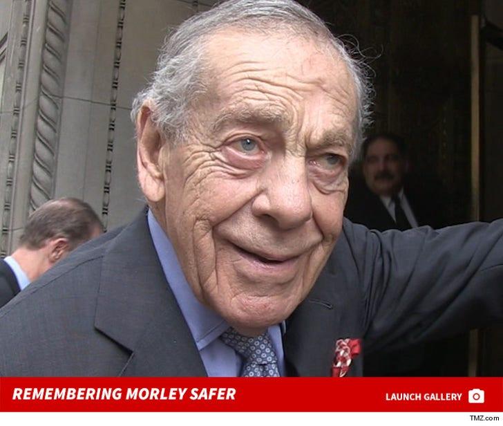 Remembering Morley Safer