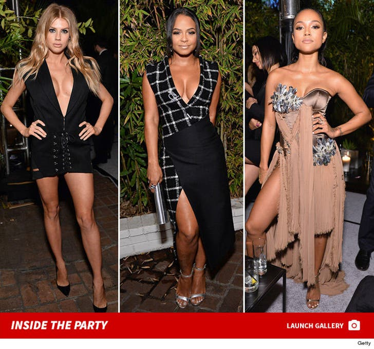 GQ Men of the Year 2016 -- Celebrity Attendees