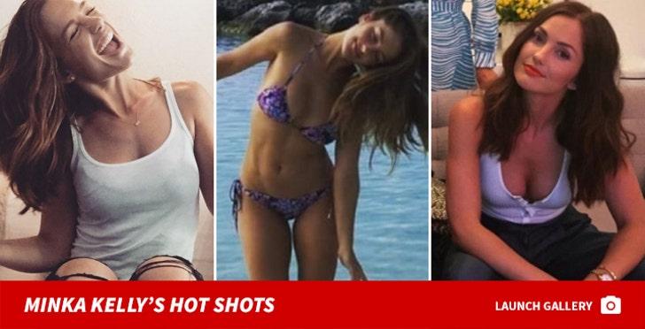 Minka Kelly's Hot Shots