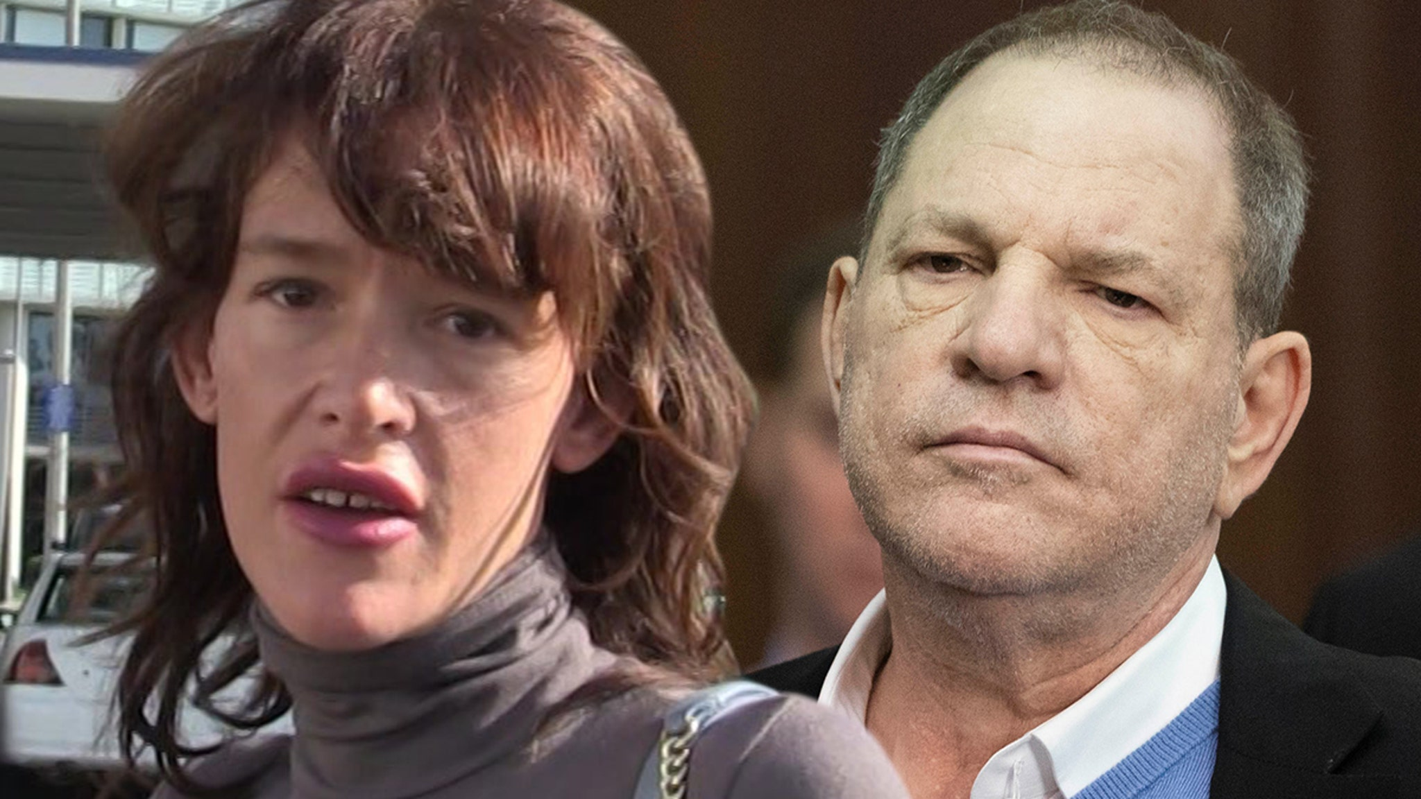 Paz de la Huerta Demands $2 Million from Harvey Weinstein or Else