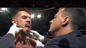Boxer Ben Hussain Suffers Horrific Broken Jaw During Fight, Nasty Hospital Video!