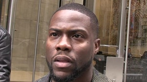 Kevin Hart's New Muscle Car Has 1,000 Horsepower, Special Seat Belts