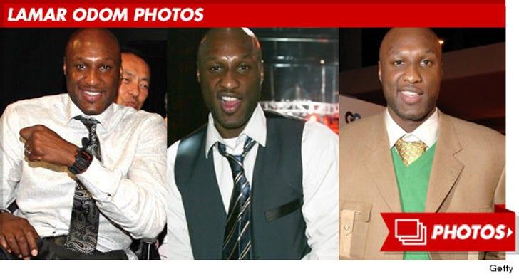 Lamar Odom -- Through the Years