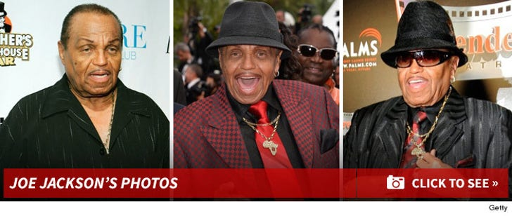 Joe Jackson -- Through the Years