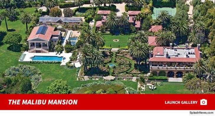 Jay Z and Beyonce's Malibu Rental