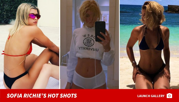 Sofia Richie's Hot Shots