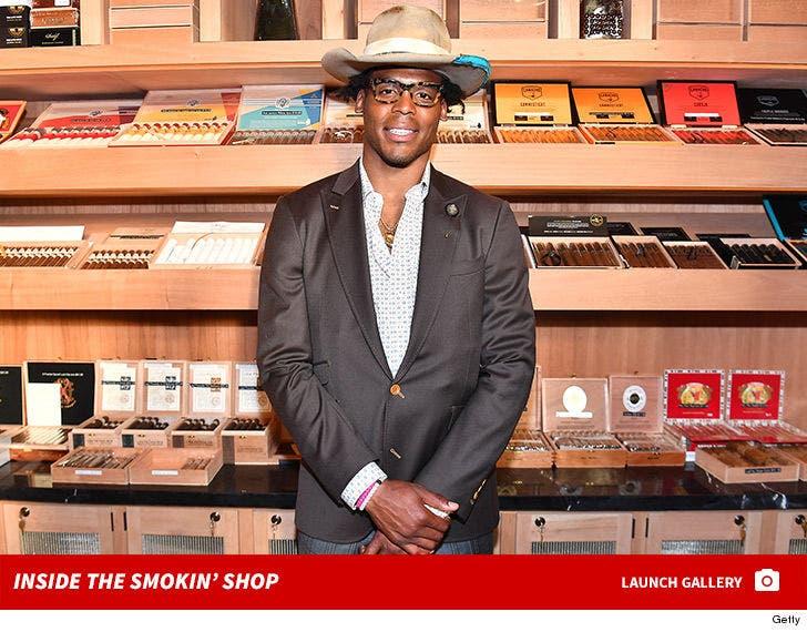 Cam Newton Opens Fellaship in Atlanta