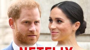 Prince Harry and Meghan Markle Sign Multiyear Netflix Deal