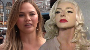 Chrissy Teigen Apologizes for Courtney Stodden Attacks, Courtney Responds