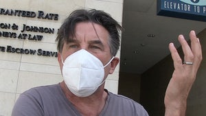 Billy Baldwin Supports More Vaccinations Before CA Can Fully Reopen