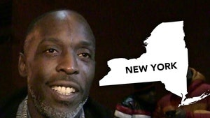 Michael K. Williams to be Honored by Bill Aiming to Reduce Mass Incarceration