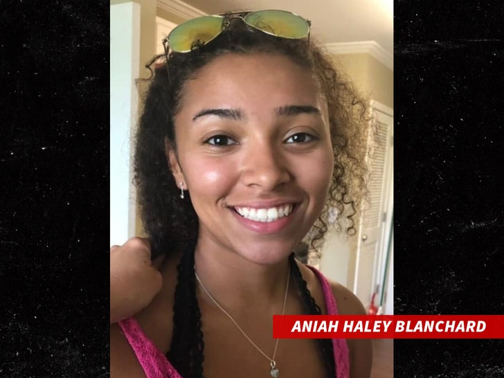 Remains Suspected To Be Aniah Blanchards Discovered Earlier Today