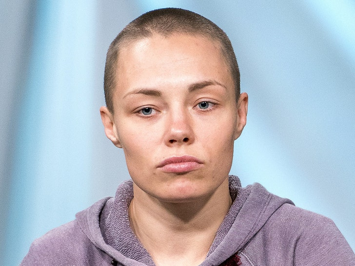 Namajunas reveals UFC 249 withdrawal down to family COVID-19 deaths