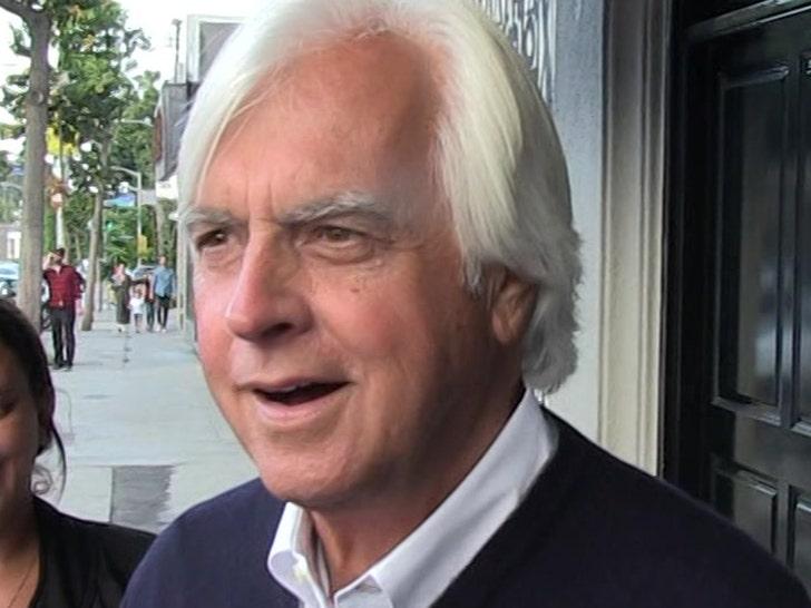 Bob Baffert Says Medina Spirit Will Run Preakness Despite 'Cancel Culture'.jpg