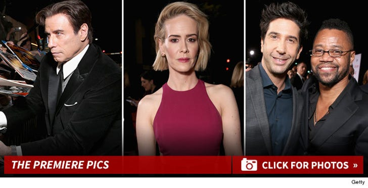 'American Crime Story' -- The Premiere Pictures