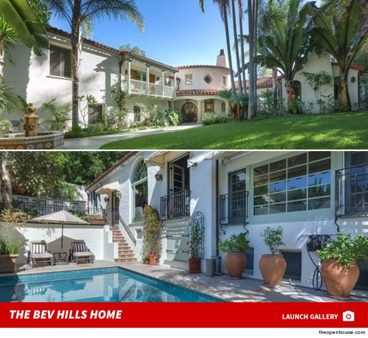 Tyra Banks -- Selling Fierce Bev Hills Pad For $6.5 MIllion