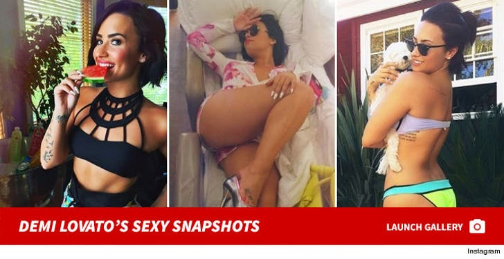 Demi Lovato Hot Shots