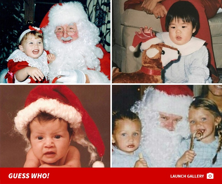 Guess Who These Christmas Kids Turned Into -- Part 3