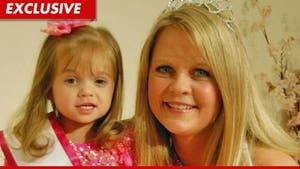 'Toddlers and Tiaras' Mom: Baby Hooker Outfit Is Harmless