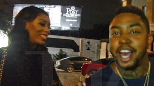 Lil Scrappy -- Torn Between Trump & Hillary ... Screwed at Voting Booth! (VIDEO + PHOTO)