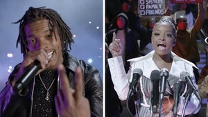 Lil Baby Gives Powerful Grammy Performance Highlighting Police Brutality