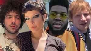 Halsey, Khalid, Benny Blanco & Ed Sheeran Sued Over 'Eastside'
