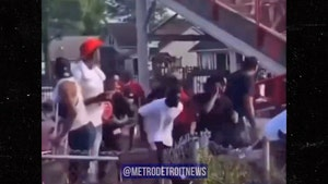 Shooting At Youth Football Game Captured On Terrifying Video, 3 Teens Injured