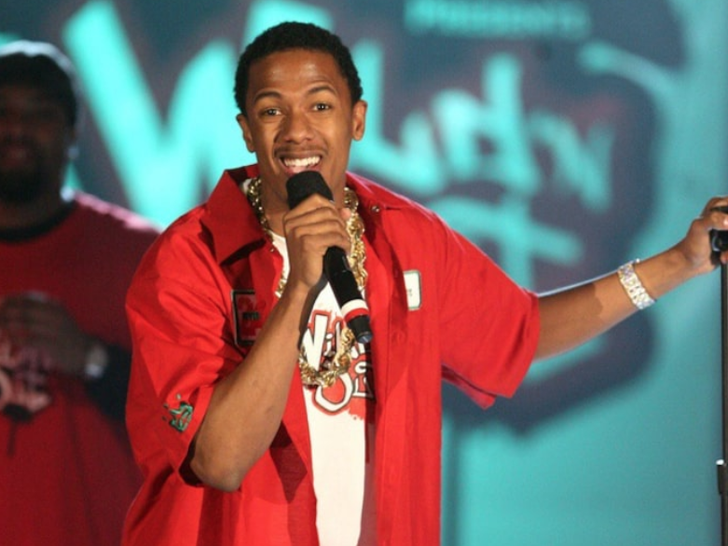 Nick Cannon 'Wild 'N Out'
