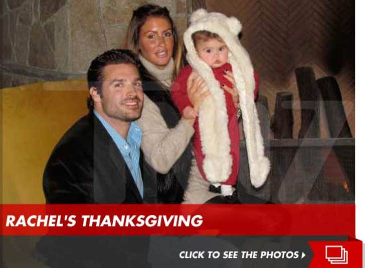 Rachel Uchitel's Thanksgiving