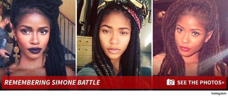 Remembering Simone Battle
