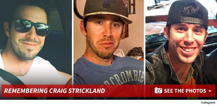 Remembering Craig Strickland
