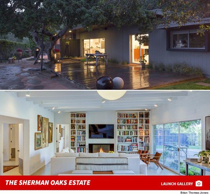 Corbin Bernsen and Amanda Pays -- Home For Sale