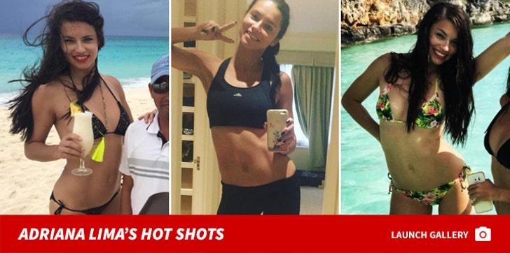 Adriana Lima's Hot Shots