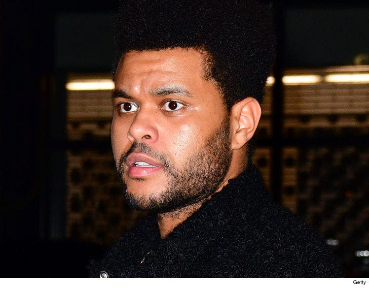 6975ca7cf The Weeknd Sued for Stealing 'Starboy' from Comic Book Writer