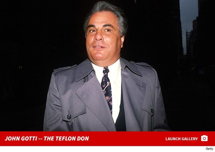 John Gotti -- The Teflon Don