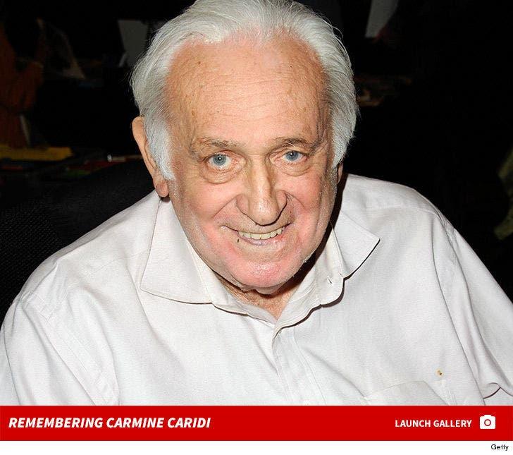 Remembering Carmine Caridi