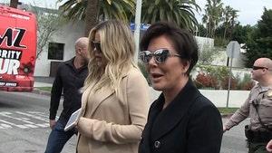 Kris Jenner Took Khloe on $8k Shopping Spree for Baby Gear