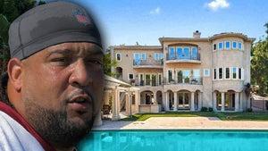 NFL's Donald Penn Unloading $5.2 Mil L.A. Mansion After Move to Redskins